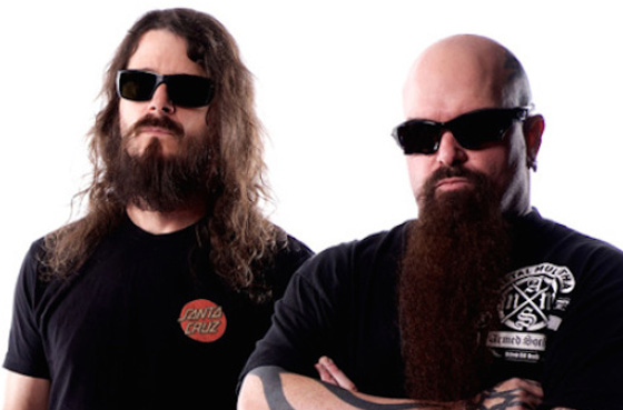 Slayer's Kerry King and Paul Bostaph Are Making Music Together