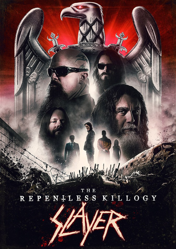 Slayer Announce New Film 'The Repentless Killogy'