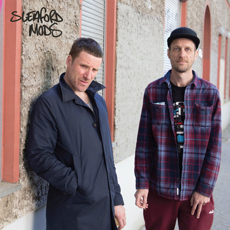 Sleaford Mods Return with Self-Titled EP