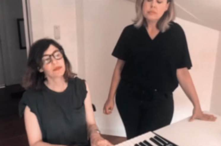 Sleater-Kinney Share Stripped-Down Version of New Song 'Broken'