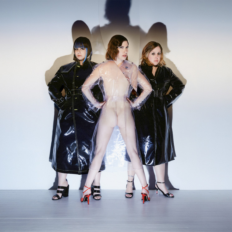 "​Sleater-Kinney Announce North American Tour, Share New Song ""Hurry on Home"""