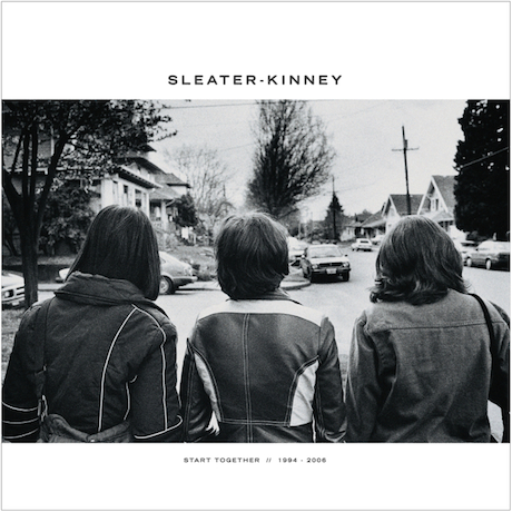 Sleater-Kinney to Share Complete Discography in 'Start Together' Box Set