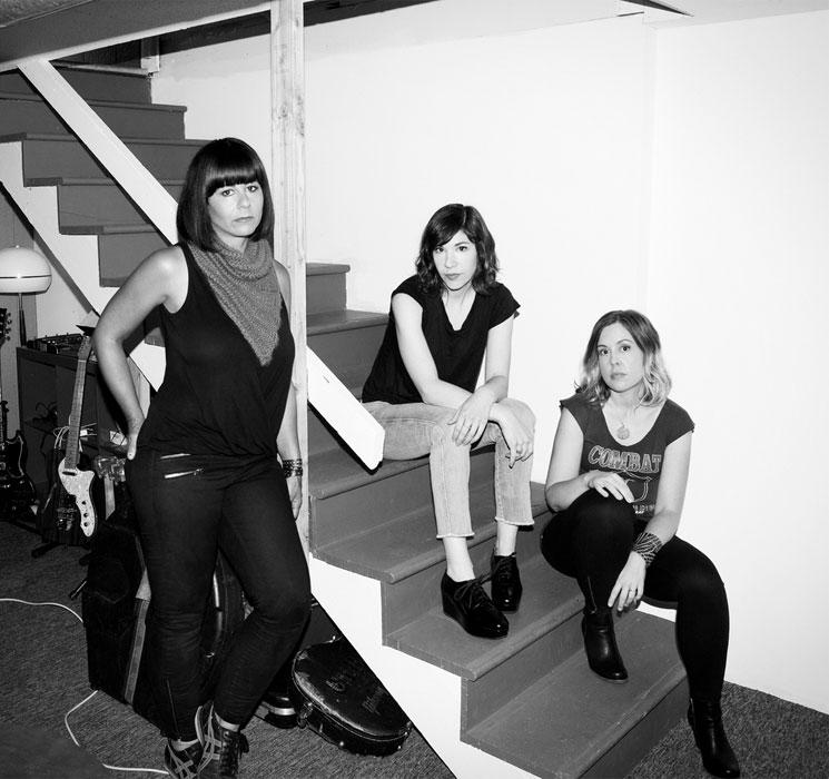 Sleater-Kinney The Drama You've Been Craving