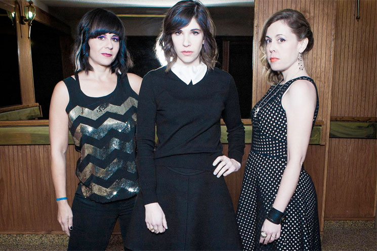 "Sleater-Kinney Share Crushing New Song ""Here We Come"""