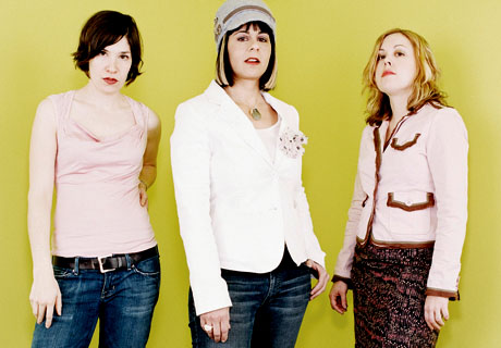 Sleater-Kinney The Great Destroyers