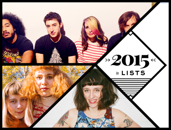 The Spawn of Sleater-Kinney 2015 in Lists
