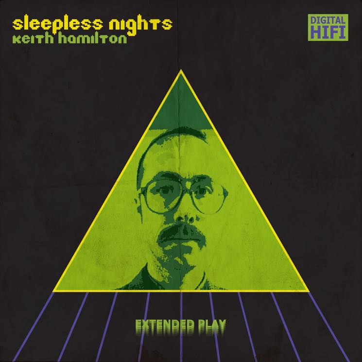 Sleepless Nights 'Keith Hamilton' (EP stream)
