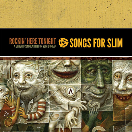 The Replacements, Frank Black, Jeff Tweedy, Steve Earle Contribute to 'Songs for Slim' Benefit Compilation