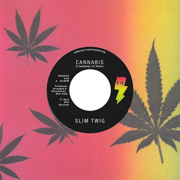 "Slim Twig ""Cannabis"" (Serge Gainsbourg cover)"