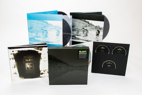 Slint's 'Spiderland' Remastered and Reissued in Box Set