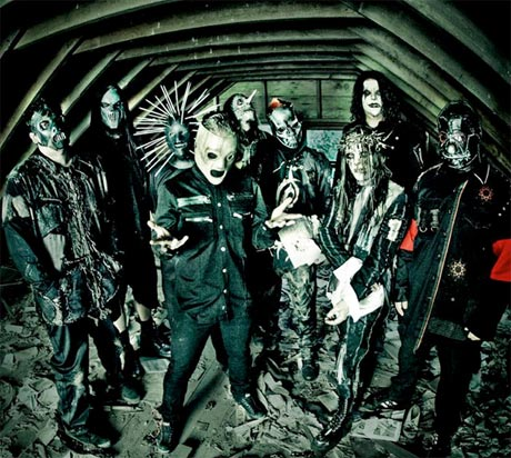 Slipknot Open Up about New Studio Album and the Loss of Fallen Bandmate