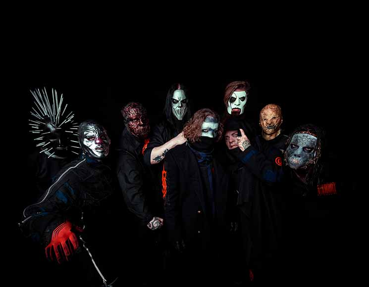 Spiked Collars and Wallet Chains Have Been Banned from a Slipknot Show in Glasgow