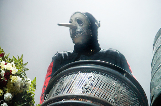 Slipknot Percussionist Chris Fehn Is Suing His Own Band: Report