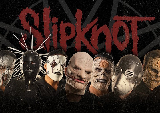 Your Slipknot Halloween Costume Just Got Easier with These Official Masks