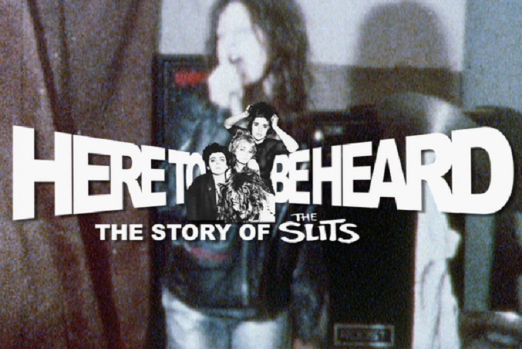 The Slits to Be Explored in New Documentary