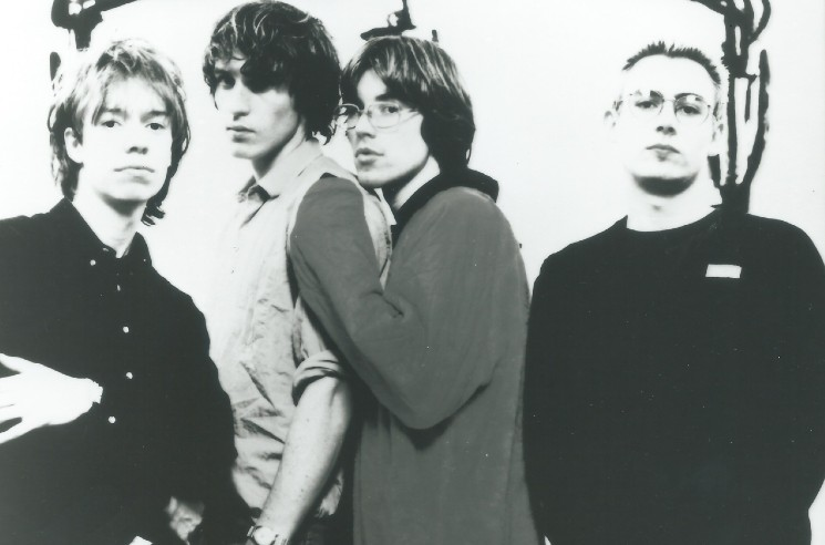 Sloan Share 30-Year-Old Footage of Their First-Ever Show