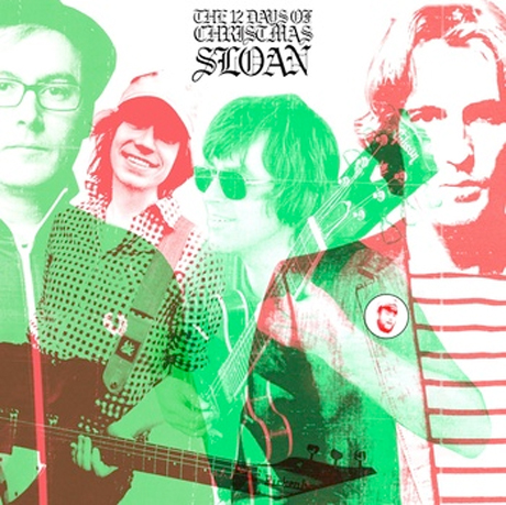 Sloan Share New Xmas Song, Announce Split 7-Inch with Fucked Up