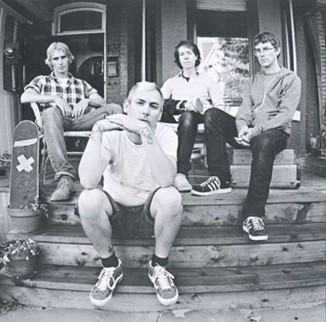 Sloan Announce Hardcore Package, Take on Minor Threat, Black Flag, Bad Religion for Covers Album