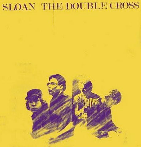 Listen to Sloan's <i>The Double Cross</i> Here on Exclaim.ca