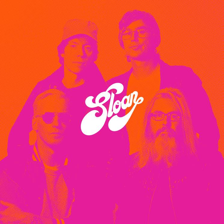 ​Sloan Announce '12' LP, Share New Single