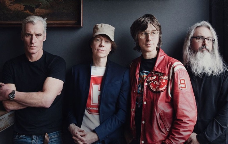 Sloan Announce Two Toronto Shows