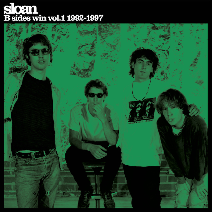 Sloan Unveil Their First B-Sides Compilation