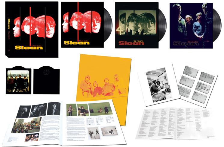 Sloan Treat 'Navy Blues' to Massive Vinyl Box Set