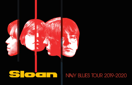 Sloan to Play 'Navy Blues' in Full on Anniversary Tour