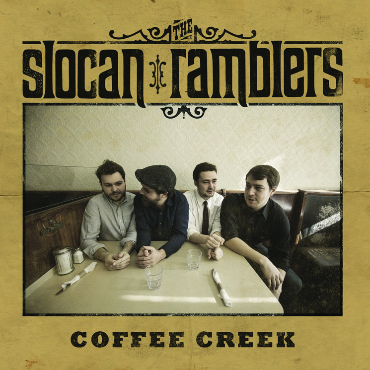 The Slocan Ramblers Coffee Creek