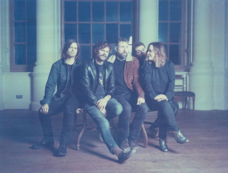 ​Slowdive Hit Toronto on North American Tour