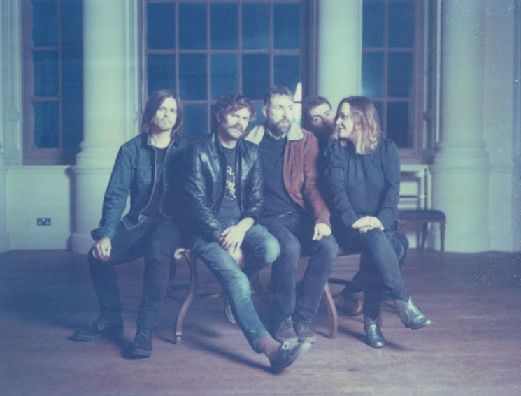 Slowdive Hit Vancouver and Toronto on North American Tour
