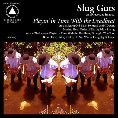 Slug Guts Announce 'Playin' in Time with the Deadbeat'