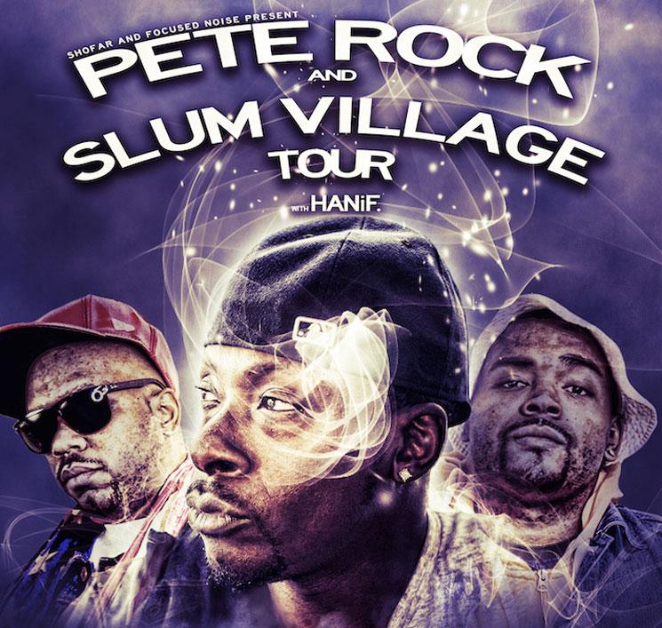 Slum Village Team Up with Pete Rock for North American Tour, Premiere New Single
