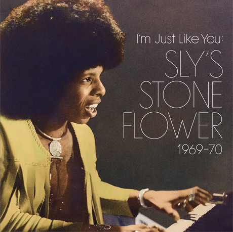 Sly Stone's Stone Flower Output Collected for New Light in the Attic Comp
