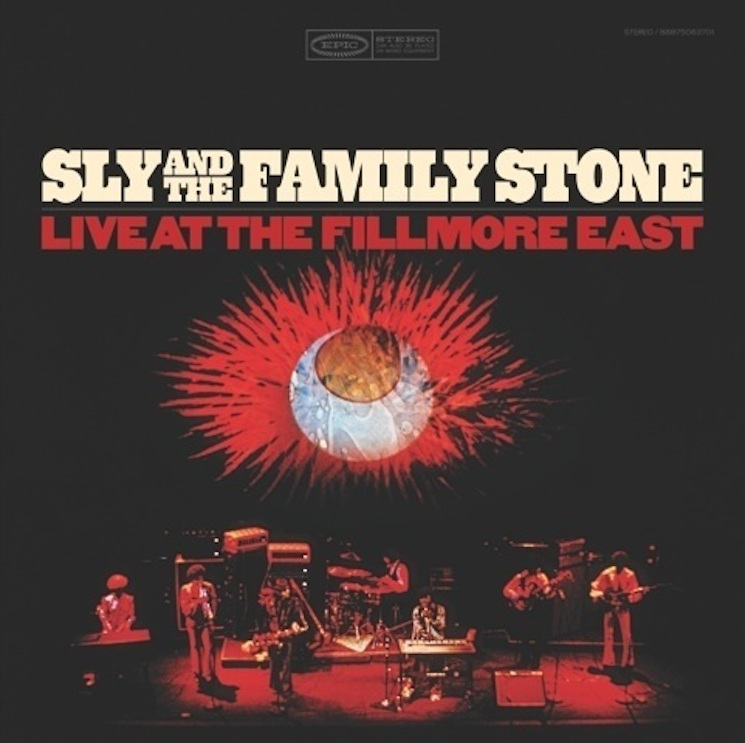 Sly and the Family Stone to Release 'Live at the Fillmore East' Box Set