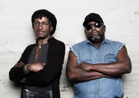 Sly and Robbie / Burning Spear Metropolis, Montreal QC, July 1