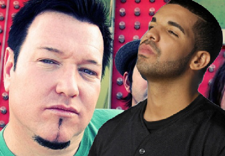 Smash Mouth Are Trying to Start Beef with Drake over the Raptors