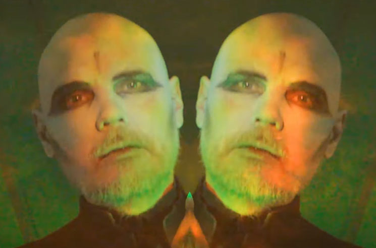 Smashing Pumpkins Get All Spooky and Stuff with 'Wyttch' Video