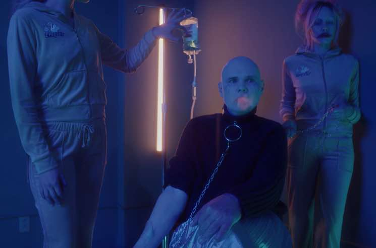 "​Smashing Pumpkins' ""Solara"" Video Is a Total Mindfuck"
