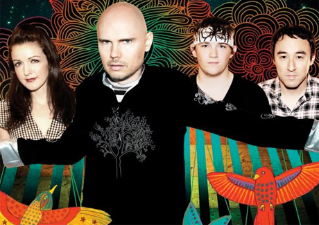 Smashing Pumpkins Set 'Oceania' Release Date, Link Up With EMI