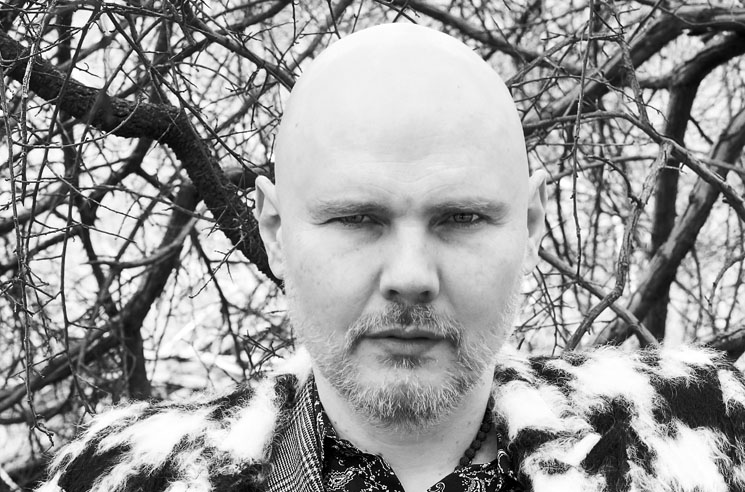 Here's the Massive List of All the Projects Billy Corgan Is Working On