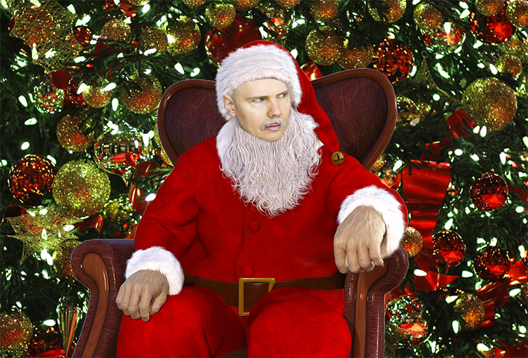Billy Corgan Says He Wants to Do a Smashing Pumpkins Christmas Album