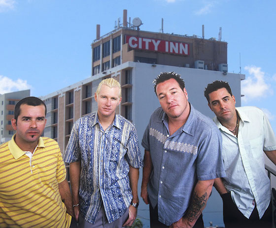 A Florida Man Is Trying to Book Smash Mouth in an Abandoned Hotel