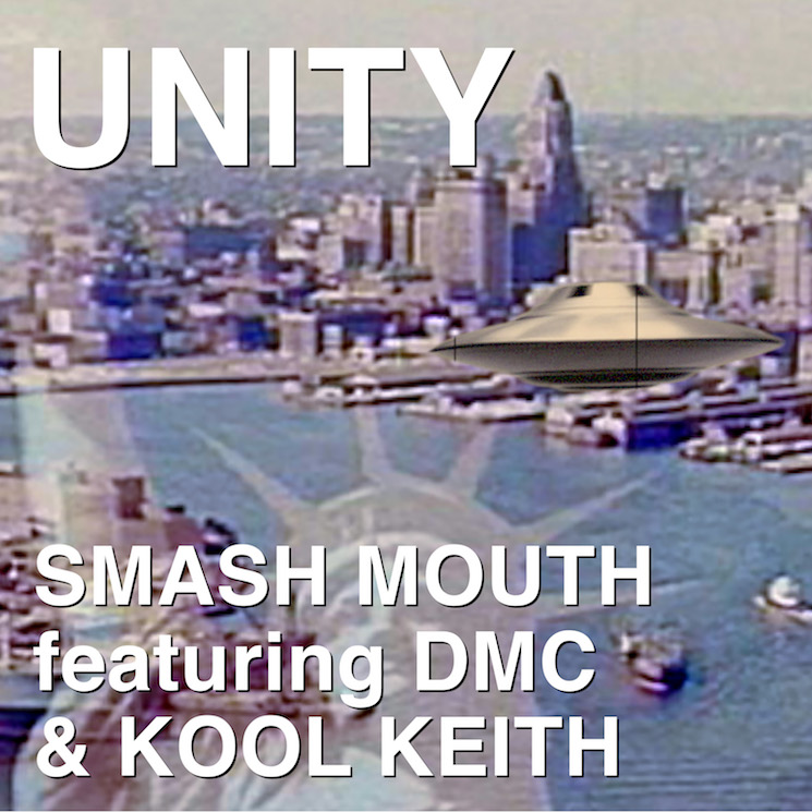 Smash Mouth Made a Song with Kool Keith and Run-DMC's DMC