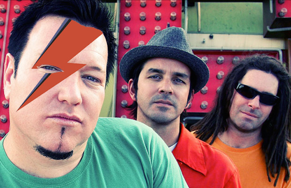 "Smash Mouth ""Under Pressure"" (David Bowie tribute)"