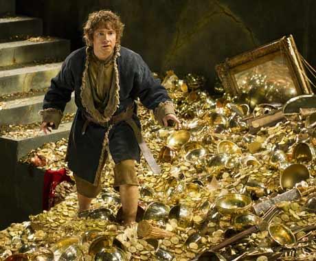 The Hobbit: the Desolation of Smaug Peter Jackson