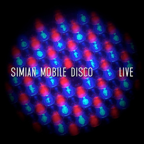 Simian Mobile Disco Announce 'Live' LP