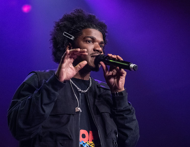 Smino / Phoelix Vogue Theatre, Vancouver BC, April 5