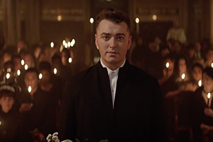 Sam Smith's New Album Is Imminent