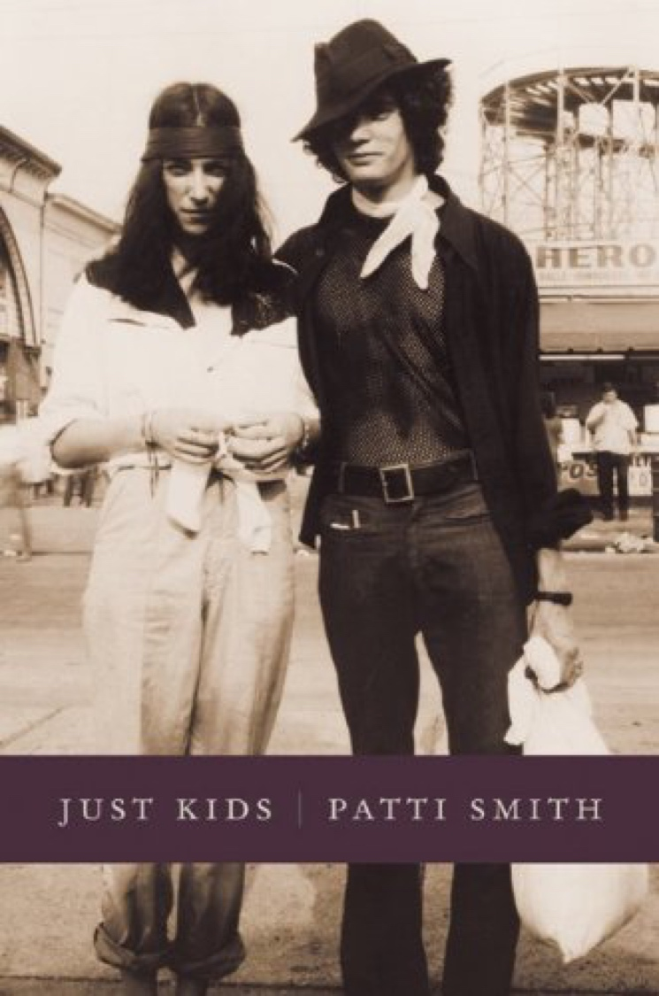 Patti Smith's 'Just Kids' Memoir Being Turned into Showtime Series
